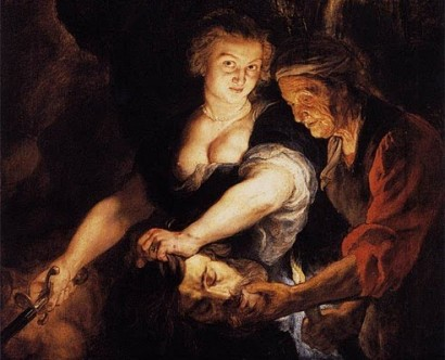 Rubens' Judith with Holofernes