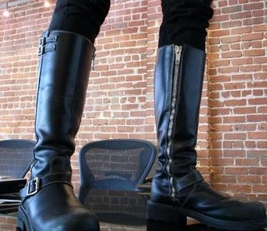 badass boots