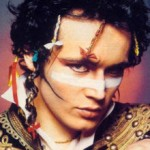Making contact with Adam Ant